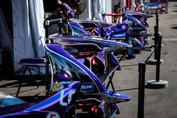 I garage DS Virgin Racing