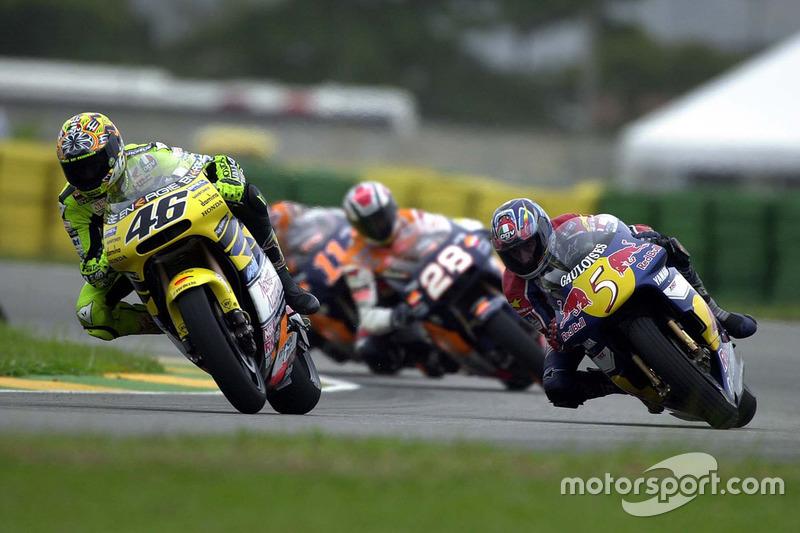 #13 GP500cc Brasil 2001