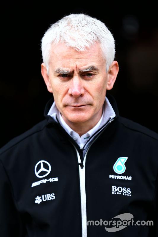 Geoff Willis, Mercedes-Technikchef