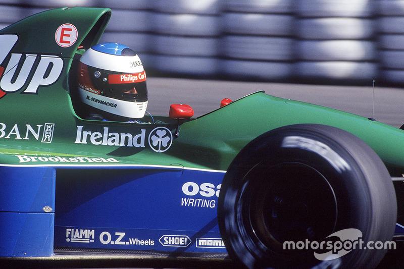 Jordan - 1991 (GP Belgia)