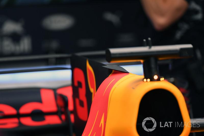 Аэрокороб Red Bull Racing RB13
