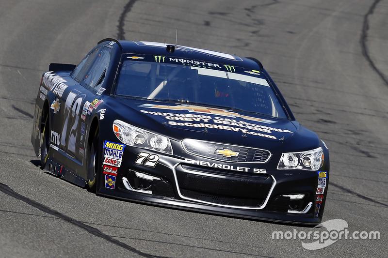 Cole Whitt, TriStar Motorsports, Chevrolet