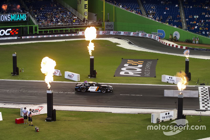 David Coulthard, im Whelen NASCAR