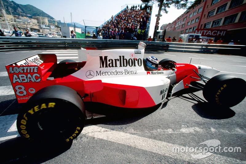 McLaren MP4-10 1995 року