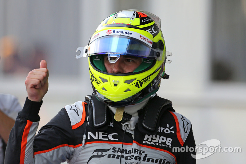 Sergio Pérez, Sahara Force India