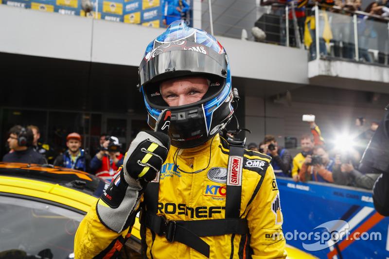 Переможець Нікі Катсбург, LADA Sport Rosneft, Lada Vesta