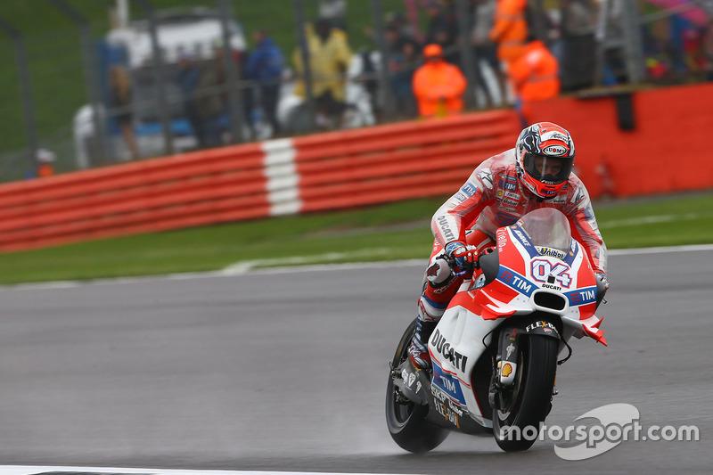 10. Andrea Dovizioso, Ducati Team