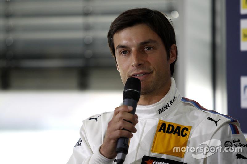 Press conference: Bruno Spengler, BMW Team MTEK