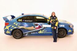 Molly Taylor, Subaru WRX STI