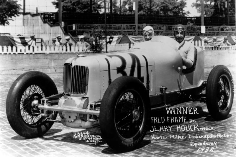 1932: Фред Фрейм
