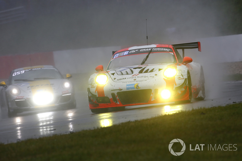 Отто Клос, Ларс Керн, Деннис Олсен, Филипп Фромменвилер, Manthey Racing, Porsche 911 GT3 R (№12)