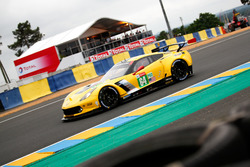 Оливер Гэвин, Томми Милнер, Марсель Фесслер, Corvette Racing, Chevrolet Corvette C7.R (№64)