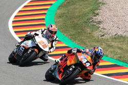 Miguel Oliveira, Red Bull KTM Ajo Sam Lowes, Swiss Innovative Investors Moto2