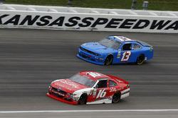 Ryan Reed, Roush Fenway Racing Ford, Carl Long, Carl Long Motorsport Dodge