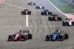 Nyck De Vries, PREMA Racing, Sergio Sette Camara, Carlin