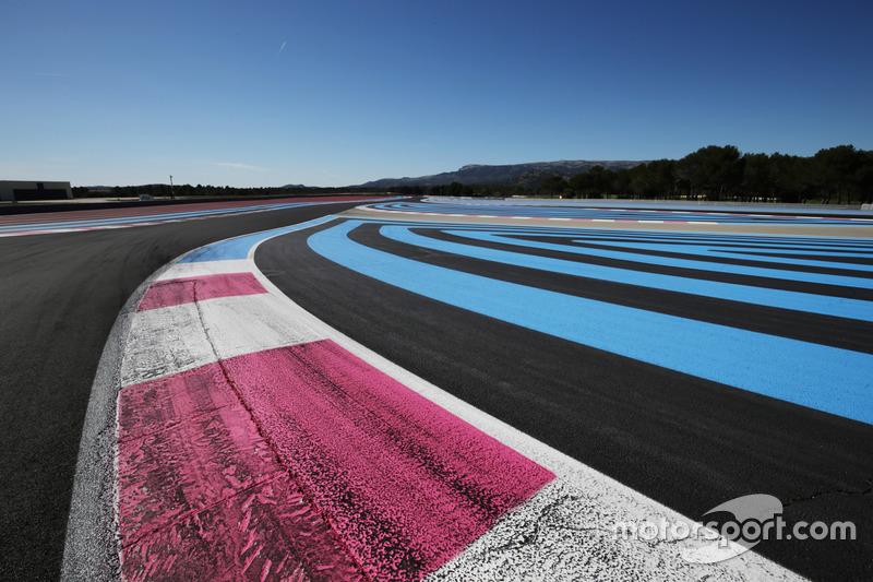 Ambiance sur le Circuit Paul Ricard