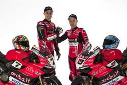 Chaz Davies, Aruba Racing Ducati, Marco Melandri, Aruba Racing Ducati