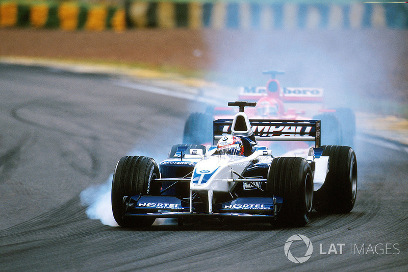 Juan Pablo Montoya, BMW Williams FW23