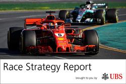 Report sulla strategia di gara - GP d'Australia