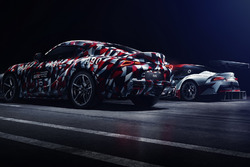 Teaser Toyota Supra