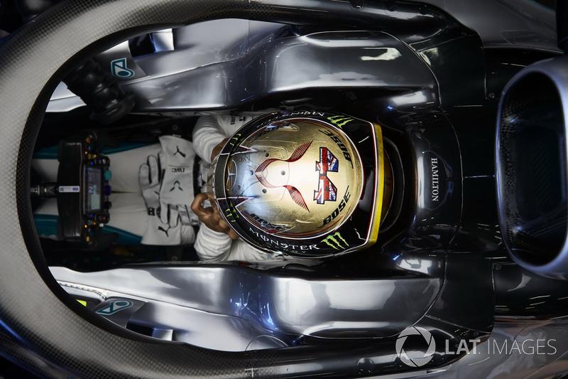 Grande-Bretagne - Lewis Hamilton