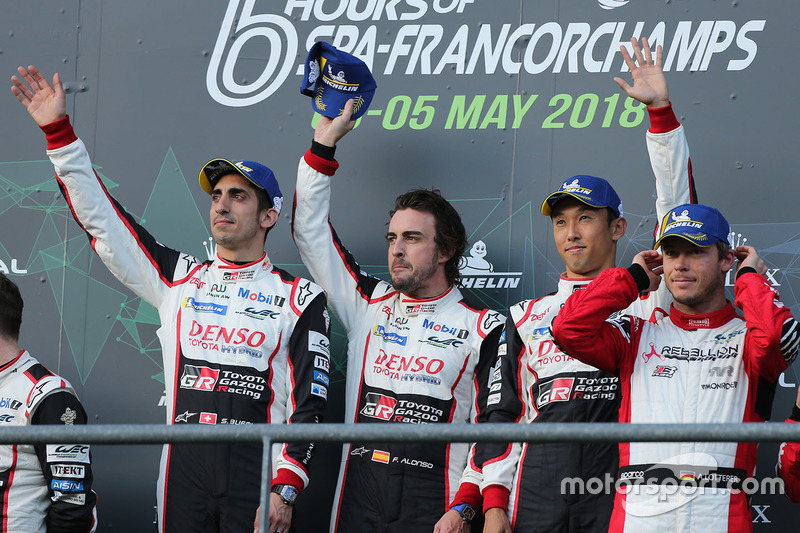 33- 6 Horas de Spa-Francorchamps, WEC 2018/2019