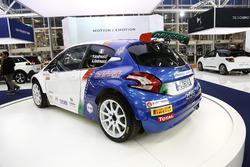Peugeot 208 T16 R5 von Paolo Andreucci und Anna Andreussi