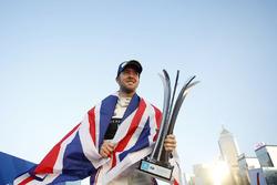 Race winner Sam Bird, DS Virgin Racing