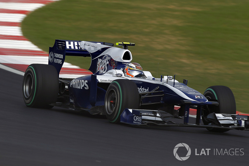 2010: Williams-Cosworth FW32