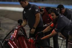 Механик Роберта Уикенса, Schmidt Peterson Motorsports Honda