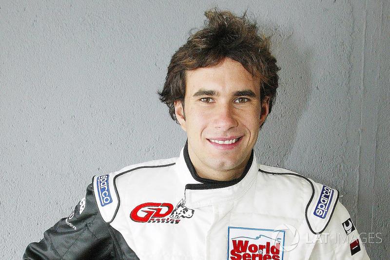 Enrique Bernoldi (2003-2004)