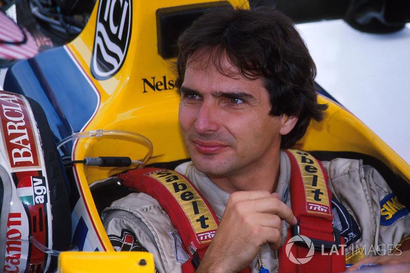 Nelson Piquet (1981, 1983 y 1987)