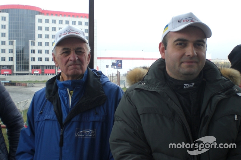Олексій Варавін та Владислав Денисов