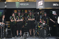 Garage de Johann Zarco, Monster Yamaha Tech 3