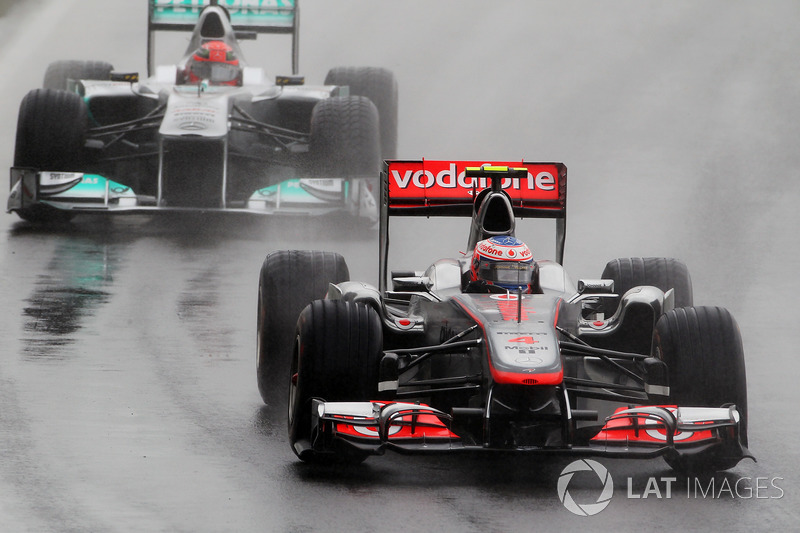 Jenson Button, McLaren MP4/26