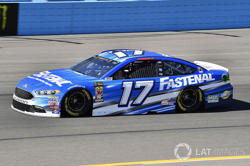 29. Ricky Stenhouse Jr., No. 17 Roush Fenway Racing Ford Fusion