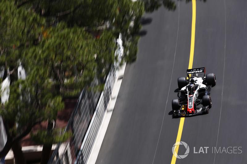 18: Ромен Грожан, Haas F1 Team VF-18 – 1:12.728 (штраф в три позиции)