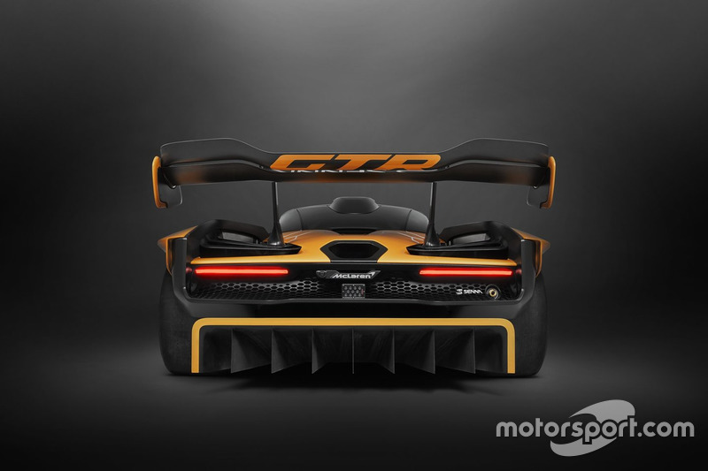 Концепт McLaren Senna GTR