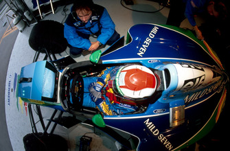 Johnny Herbert, Benetton B194 Ford