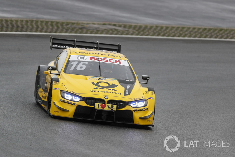4. Timo Glock, BMW Team RMG, BMW M4 DTM