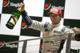 Nico Rosberg, Williams sul podio