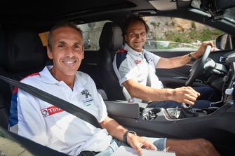 David Castiglioni, Paolo Andreucci, Peugeot Sport Italia