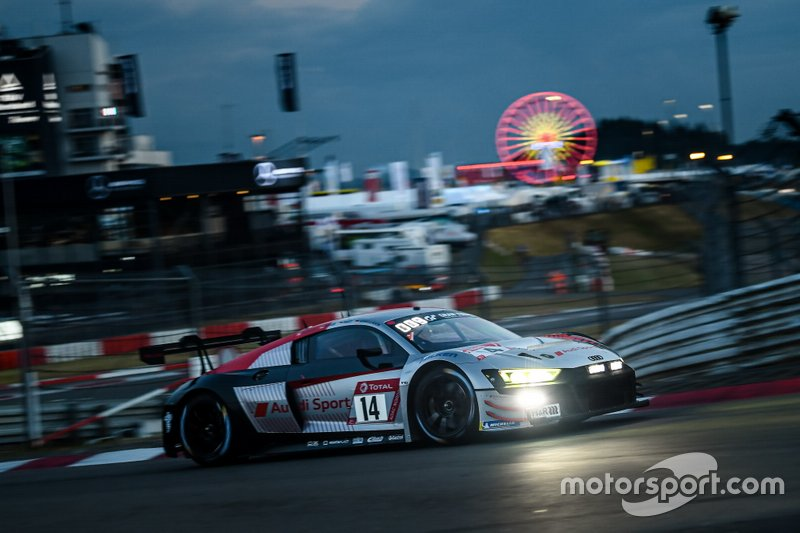 #14 Audi Sport Team Car Collection Audi R8 LMS: Markus Winkelhock, Christopher Haase, Marcel Fässler, René Rast