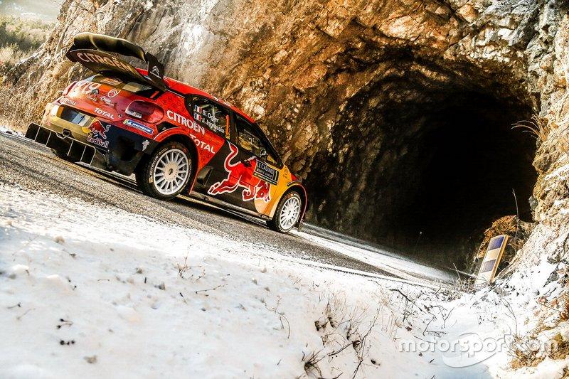 Себастьен Ожье и Жюльен Инграссиа, Citroën C3 WRC