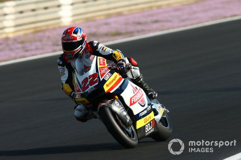 Sam Lowes (Gresini Racing)