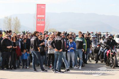 Aprilia Racers Days in Mugello
