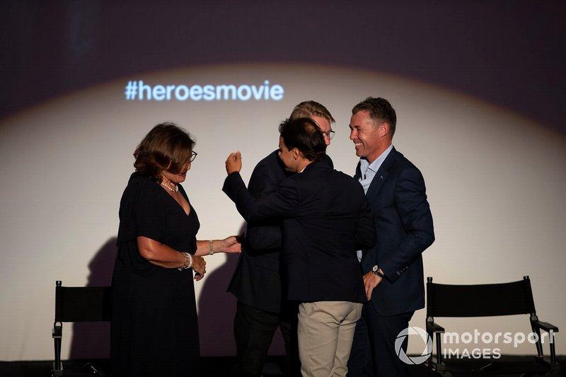 Premier de la película 'Heroes'