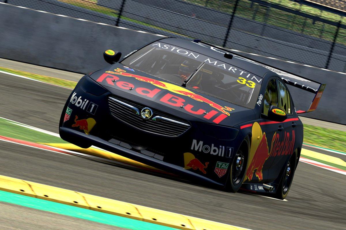 Supercars Esports