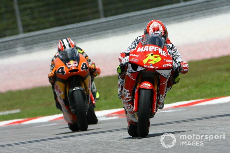 GP de Malaisie 2008 250cc