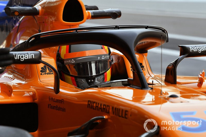 Carlos Sainz Jr., McLaren MCL33
